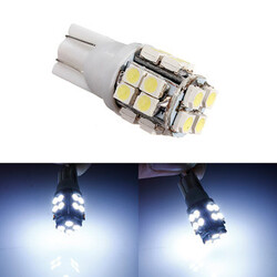 Side Wedge Light Bulb SMD LED Car White T10 W5W
