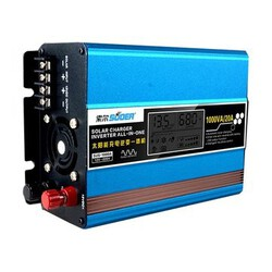 12V To 220V 3 Inch Car Power PV Inverter Converter With USB Solar 1000W Output 20A LED Display