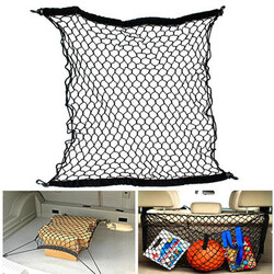 Mesh Net For Car Storage Trunk Rear Cargo Bag Luggage Elastic Nylon