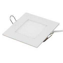 300lm Square Panel Light Led Downlight 3w Recessed 85-265v Ceiling Lamp