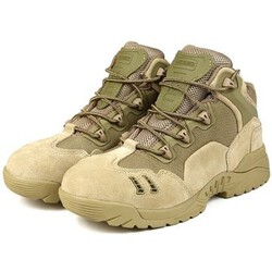 Outdoor Travel Free Soldier Boots Combat Military Tactical Desert