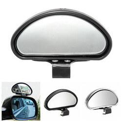 Blind Spot Mirror Viewing Wide Angle Side Universal For Car Truck