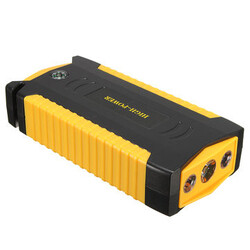 Booster Pack Starter Power Bank Emergency Charger Battery 4 USB Portable Car Jump