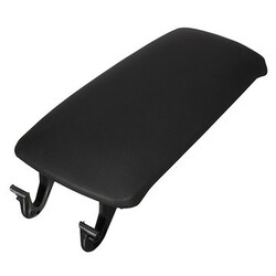 Arm Rest Cover AUDI Allroad A6 Black S4 Center Console Arm Rest Lid