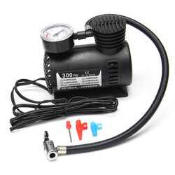 Air Compressor Tire Inflator Pump Electric Portable Mini PSI Vehicle 12V