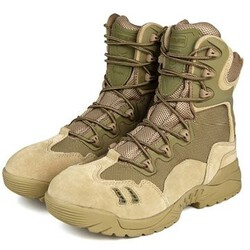 Soldier Desert 6inch Combat Free Military Boots Shoes Tactical Boots