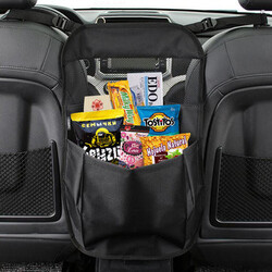 Car Central Barrier Storage Seat Storage Bag Safety