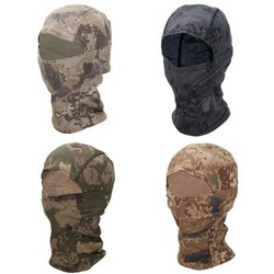Army Balaclava Tactical Military Camouflage Outdoor Full Face Mask