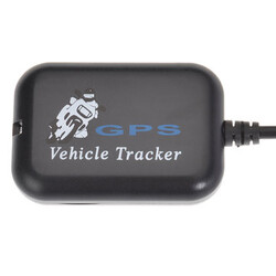 Tracker LBS Upgrades Vehicle GPRS Alarm System GSM Car